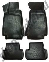Глубокие коврики в салон Audi A5 2011-  полиуретановые L.Locker