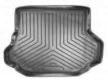 Коврик в багажник Kia Carens 2002-2006 резино-пластиковый Nor-Plast
