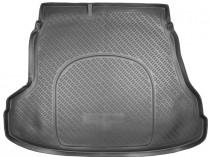 Коврик в багажник Kia Magentis 2006-2010 резино-пластиковый Nor-Plast
