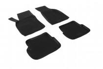 Глубокие коврики в салон Audi A6 2008-2011  полиуретановые L.Locker