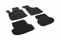 Глубокие коврики в салон Audi A3 2008-2012 полиуретановые L.Locker