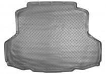Коврик в багажник Mitsubishi Lancer IX 2003-2009 sedan Nor-Plast