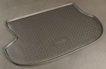 Коврик в багажник Mitsubishi Outlander 2003-2008 Nor-Plast