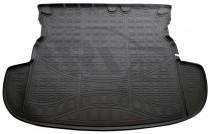 Коврик в багажник Mitsubishi Outlander 2012- без органайзера  Nor-Plast
