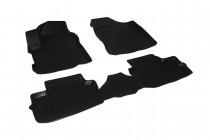 L.Locker Глубокие коврики в салон Chery Beat S18D  полиуретановые