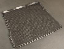 Коврик в багажник Renault Duster/Nissan Terrano 2010- 2WD Nor-Plast