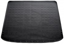 Nor-Plast Коврик в багажник Nissan X-Trail (T31) 2007-2014 без органайзера резино-пласт.
