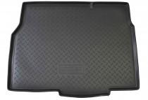 Коврик в багажник Opel Astra H hatchback Nor-Plast