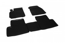 Глубокие коврики в салон Chery Tiggo 5 2005-2014 полиуретановые L.Locker