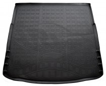 Коврик в багажник Opel Insignia sedan/hatchback с полноразмерной запаской Nor-Plast