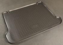 Nor-Plast Коврик в багажник Opel Combo 2001-2011 резино-пластиковый