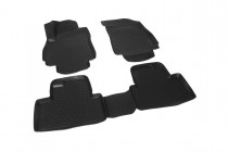 L.Locker Глубокие коврики в салон Chevrolet Orlando 2010-  полиуретановые