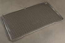 Nor-Plast Коврик в багажник Suzuki Grand Vitara 1998-2005 5 дверей резино-пластиковый
