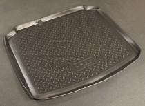 Коврик в багажник Seat Leon 2005-2012 Nor-Plast