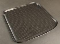 Nor-Plast Коврик в багажник Seat Toledo 2004-2009 резино-пластиковый