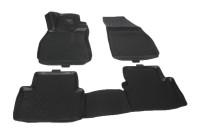 Глубокие коврики в салон Chevrolet Malibu  полиуретановые L.Locker