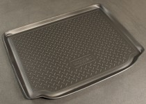 Коврик в багажник Skoda Roomster Nor-Plast