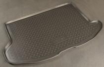 Nor-Plast Коврик в багажник Subaru Impreza 2007-2011 hatchback