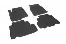 Глубокие коврики в салон Chevrolet Captiva/Opel Antara  полиуретановые L.Locker