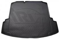 Nor-Plast Коврик в багажник VW Jetta 2010-  с ушами