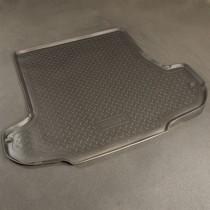 Коврик в багажник Волга Siber резино-пластиковый Nor-Plast