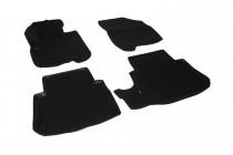 Глубокие коврики в салон Citroen C3 Picasso полиуретановые L.Locker