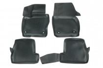 Глубокие коврики в салон Ford Focus III 2011- полиуретановые L.Locker
