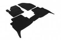 Глубокие коврики в салон Ford Kuga 2008- полиуретановые L.Locker