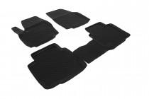 Глубокие коврики в салон Ford Mondeo 2007-2014 полиуретановые L.Locker