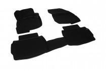 Глубокие коврики в салон Ford Mondeo 2014- полиуретановые L.Locker