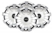 Колпаки R15 KIA (модель 309)  SKS с логотипом