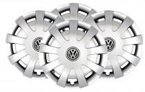 Колпаки R16 Volkswagen (модель 405)  SKS с логотипом