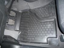 Глубокие коврики в салон Geely FC полиуретановые L.Locker