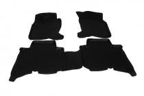 Глубокие коврики в салон Great Wall Haval H3/H5 2010- полиуретановые L.Locker