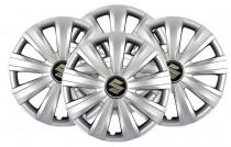 SKS с логотипом Колпаки R15 (модель 328) Suzuki