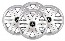 Колпаки R16 (модель 406) Mercedes  SKS с логотипом