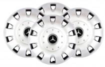 Колпаки R16 (модель 401) Mercedes  SKS с логотипом