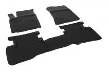 Глубокие коврики в салон Hyundai i30 2007-2012 полиуретановые L.Locker
