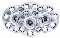 Колпаки R15 (модель 336) KIA SKS с логотипом