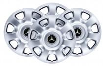 SKS с логотипом Колпаки R15 (модель 336) Mercedes