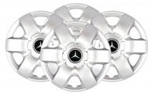 Колпаки R15 (модель 310) Mercedes SKS с логотипом