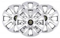 SKS с логотипом Колпаки R15 (модель 334) Suzuki