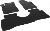 Глубокие коврики в салон Kia Magentis 2005-2010 полиуретановые L.Locker