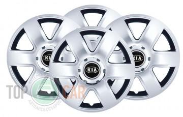 SKS с логотипом Колпаки R15 (модель 337) KIA