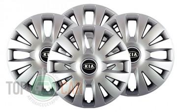 SKS с логотипом Колпаки R15 (модель 324) KIA