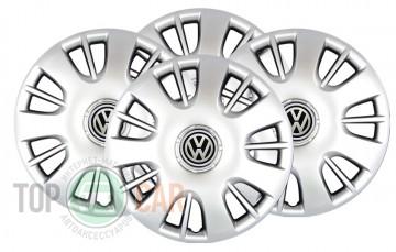 SKS с логотипом Колпаки R15 (модель 312) Volkswagen