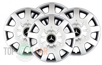 SKS с логотипом Колпаки R15 (модель 314) Mercedes