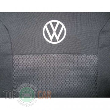 Prestige Авточехлы VW Polo sedan 2010-  раздельная спинка