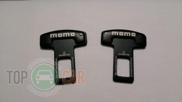 Заглушки ремней безопасности универсальные Momo