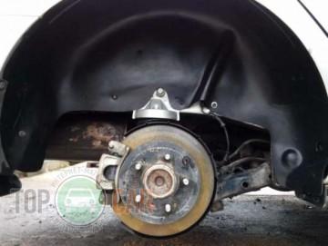 Mega Locker Защита колесных арок VW Passat B5